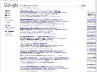 Visuelle Darstellung der organischen Suchergebnisse zu der Keywordkombination immobilien mallorca kaufen
